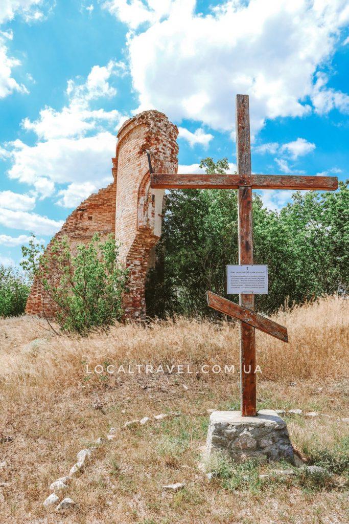 Пантелеймоновская церковь в Малой Белозерке