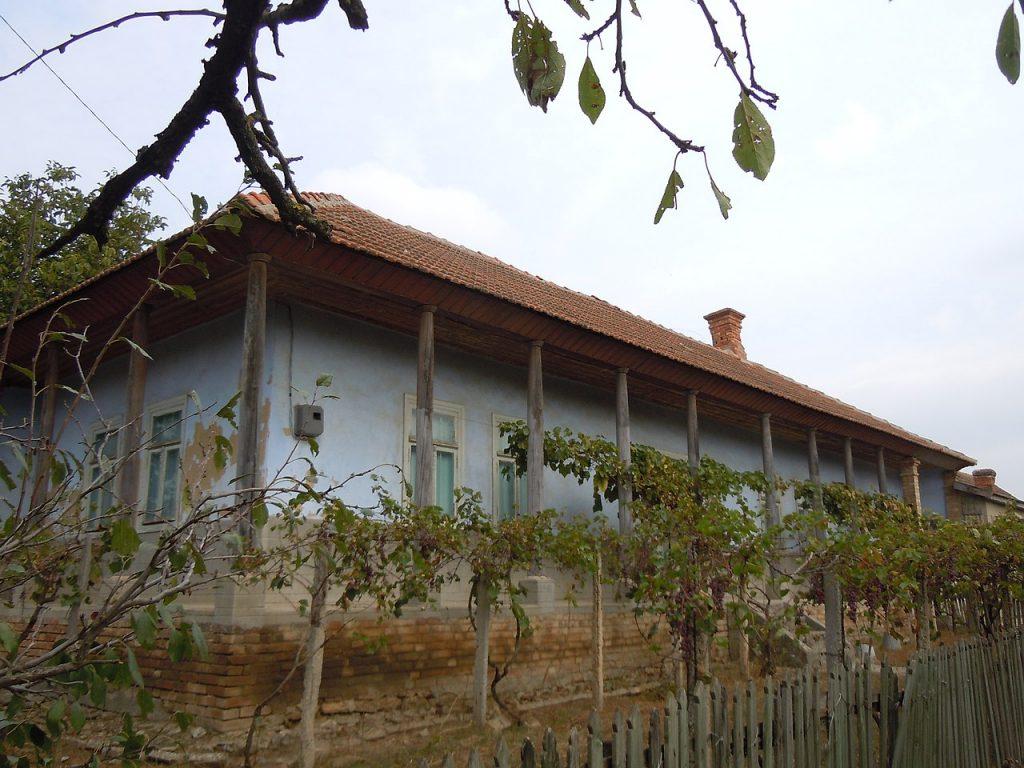 Албанский дом в Каракурте