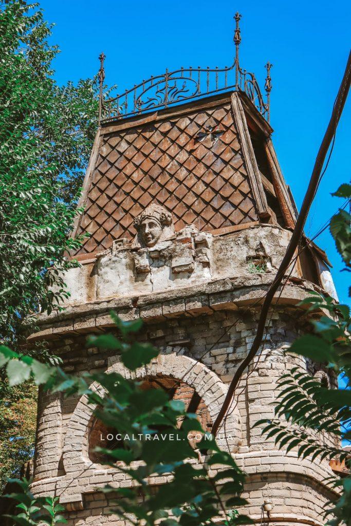 Дом архитектора Нильсена