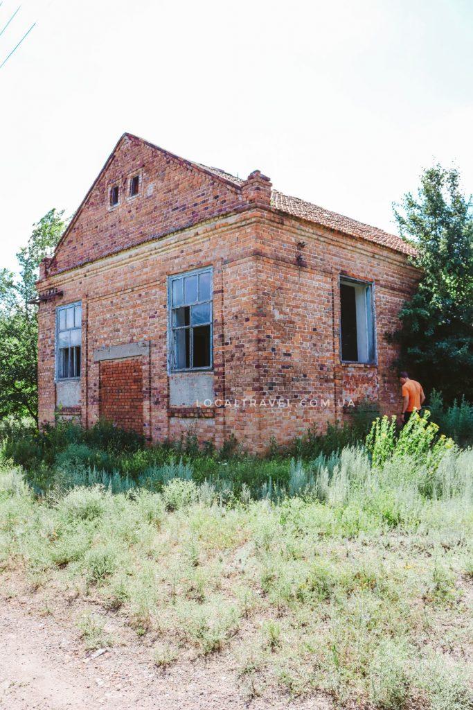 Дом в селе Фабричное