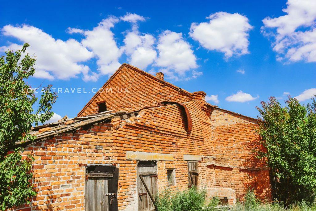 Заброшенный дом Фабричное